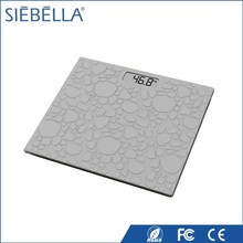 Cost-Effective anti-slip silicon paltform footmat precision digital scale