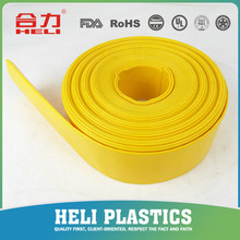 Factory direct low price 2 inch tpu layflat used fire hose price