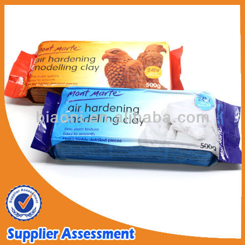 Professional air hardening modeling clay/air dry clay