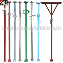 Guangzhou adjustable steel prop/ shoring post
