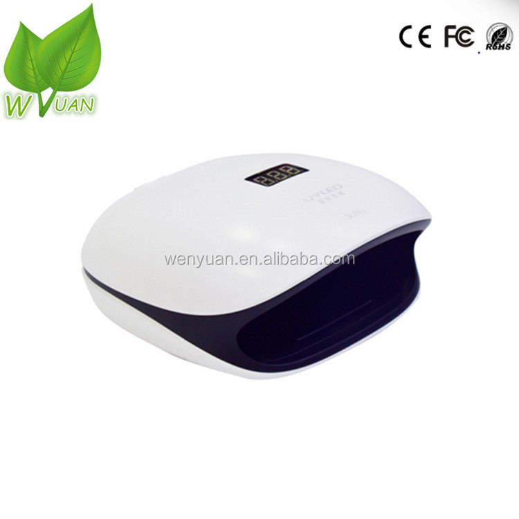 Maincure nail salon machine ccfl 48w led gel nail lamp for home use