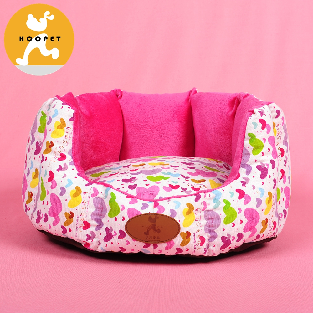 Waterproof Pet Products Wholesale Dog House Fabric Pet Bed