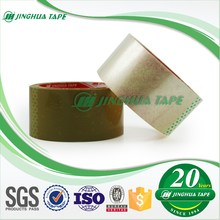 "BOPP TAPE 3"" Economic Clear Box Packing Transparent Bopp Adhesive cheap Packing Tape"