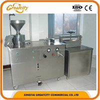 Stainless steel electric multifunctional soybean milk making machine/Commercial soymilk maker