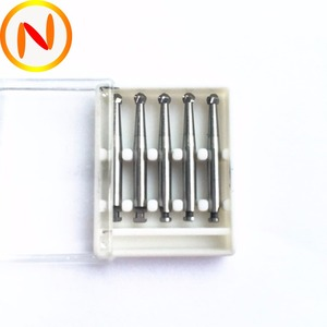 OEM 21mm 25mm FG LA HP FGOS sintered dental diamond bur