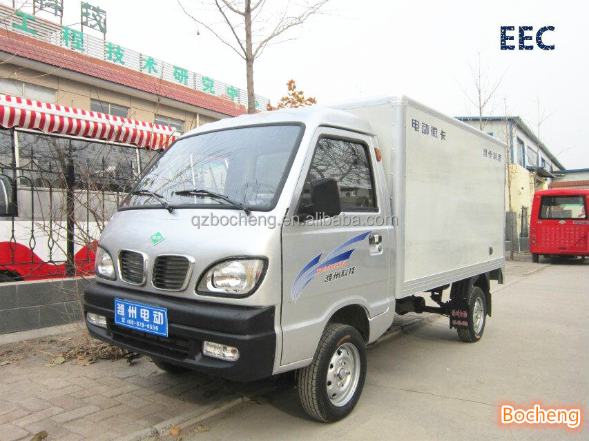 Mini 2 Seats electric cargo Van for sale