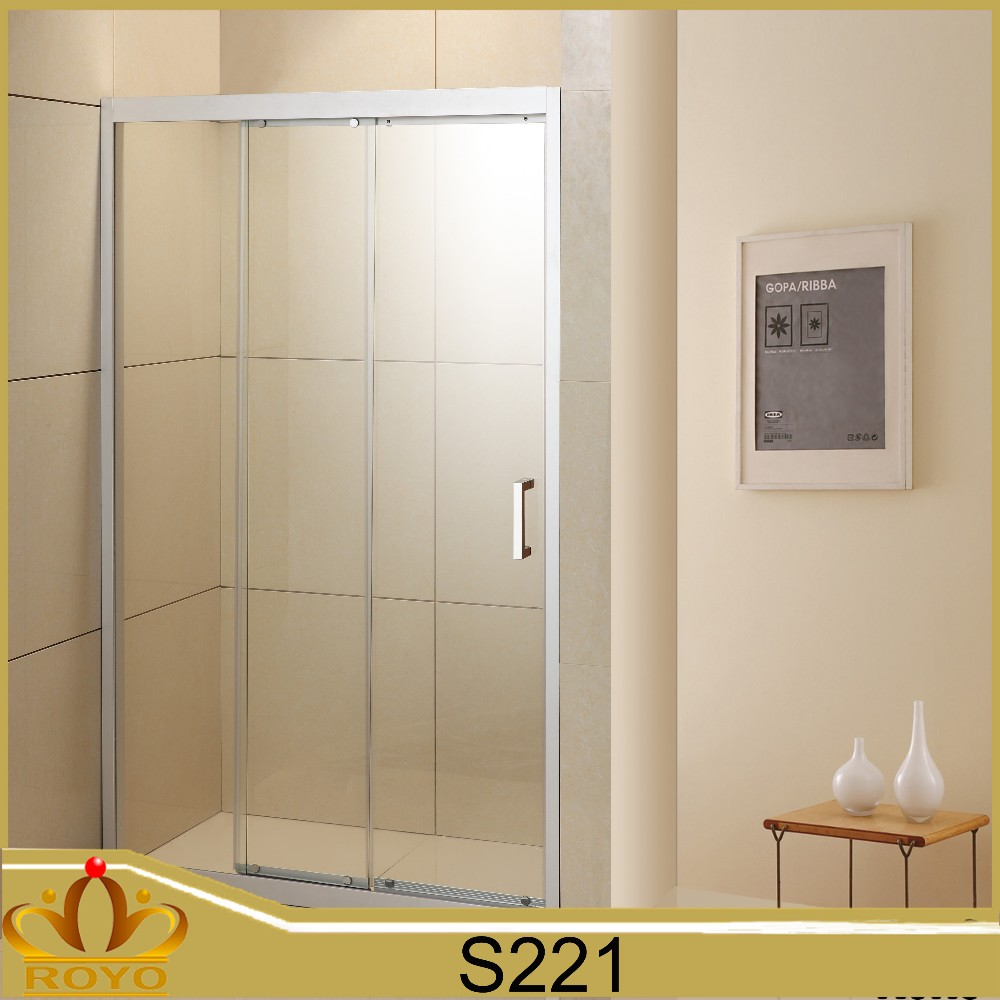 Triple Sliding Glasses Shower Doorcompetitive Price Shower