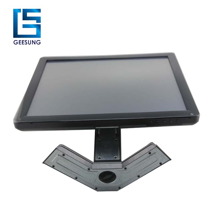 Capacitive Multi Touch Screen 19 Inch Square LCD Monitor for Coffee Table