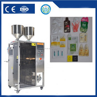 2line irregular pouch packing machine in lahore pakistan