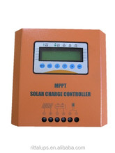 10a 15a 20a 30a 12v 24v 48v mppt solar charge controller with lcd+led