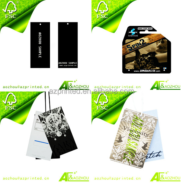 New style best-selling black pvc plastic card tags for jewelry