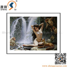 Nude China Girls 3D Picture of Nude Women