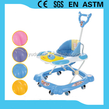 TS-10 Hot sale big baby walker with music and light new model baby walker