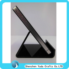 Countertop Black Cell Phone Smartphone Display Holder Show Stand for Retail Store