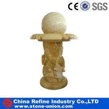 hot sale wholesale commercial handmade rolling ball water fountain