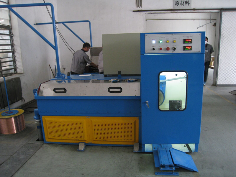 new machine for small business for fine wire