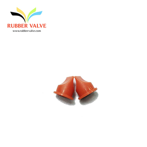 food safe vacuum inflatable duckbill micro rubber valve