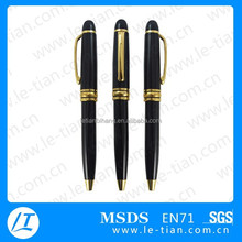 MP-195 2015 new design metal ballpen with German refill