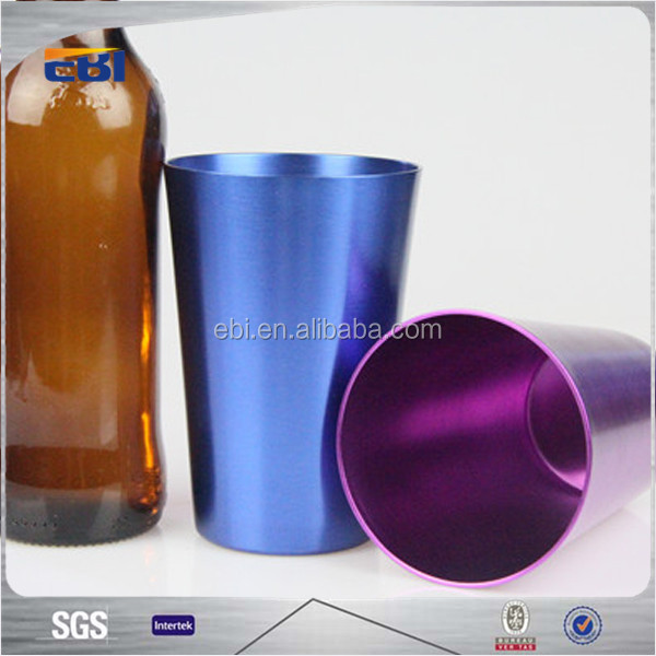 New product biodegradable enamel metal mug