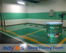 Car Park Flooring Epoxy Floor Paint