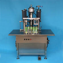 Manual Aerosol Can, Aluminum Can, Aerosol Spray Paint Filling Machine
