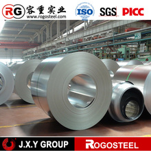ISO90001 Certified regular spangle galvanized steel with 0.35mm thickness