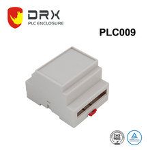 Plastic Power Supply Din Rail Electrical Enclosure For Pcb
