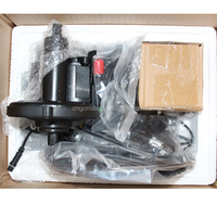 Folding Dirt Bikmid Drive Motor E 500W Economic Bicycle Parts Bike Kit With Lithium Ion Battery