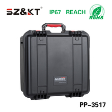safety ip67 waterproof transport mini weapon case