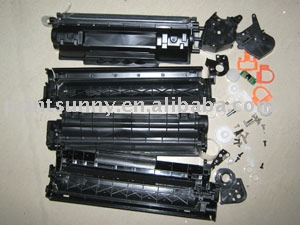 cartridge accessory/Empty toner cartridge/toner spare parts