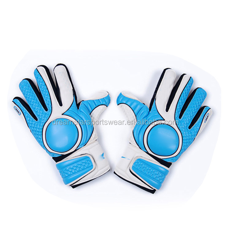 New Professional Yellow Football Goalkeeper Gloves