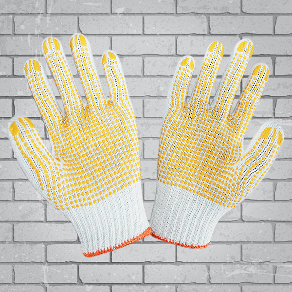 Construction safety weight lifting gloves finger protectors
