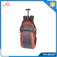 Factory directly New design Popular durable outdoor sports trolley backpack