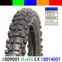 Street / scooter / off road tyre for motorcycle