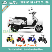 Patent eec4 euro4 efi approval homologation eec.epa.dot Euro4 EEC COC Motor Scooter Legend 50cc, 125cc (Euro 4)
