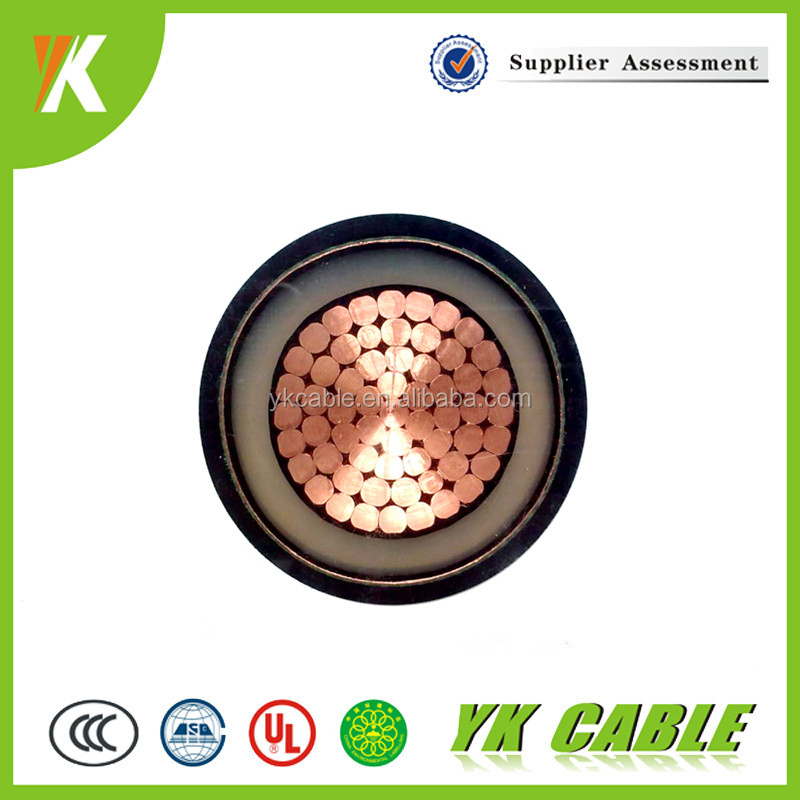400 kv high voltage 240mm power cable
