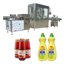 JB-YG4 <strong>fruit</strong> beverage juice filling machine, liquid bottle filling machine for wholesales