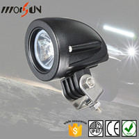 aluminum led front light for motorcycle, 12v motorcycle extra light