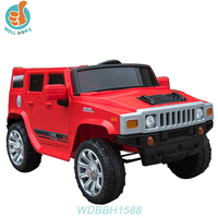 WDBBH1588 Power Strong Ride On Car Kids Electric Jeep Model For Children To Play