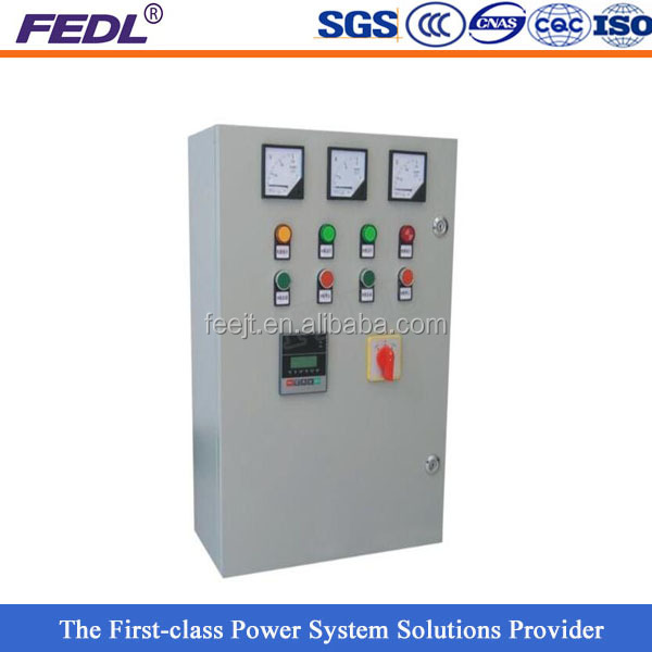 XM low voltage electrical panel box