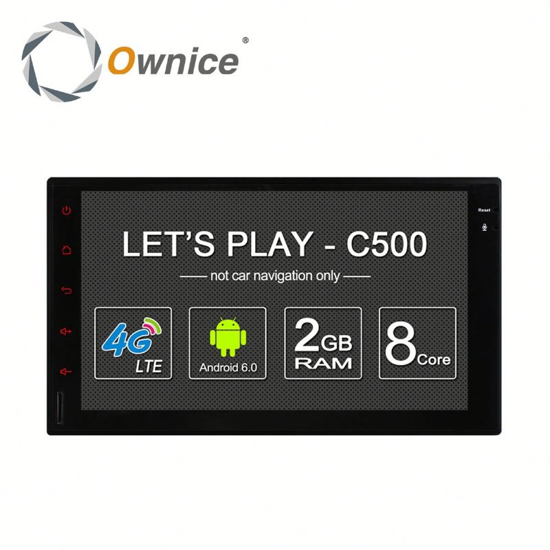 still cool car dvd player Ownice C500 two din universal model