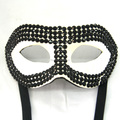 Elegant fancy dress plastic halloween party mask for women cheap party masks for sale