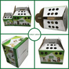 RETAIL PACKAGING PET BOX, PAPER PET GIFT BOX PACKAGING