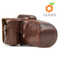wholesale dslr camera bag eva Dirt proof leather camera bag
