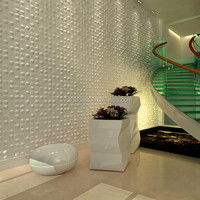 indoor home decorative plastic wall board