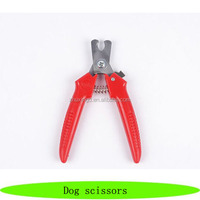 Hot sale pet dog nail clippers, good quality dog scissors, pet shop dog cat