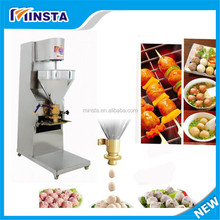 meat ball processing line/fishball making machine electric fishball forming machine for sale