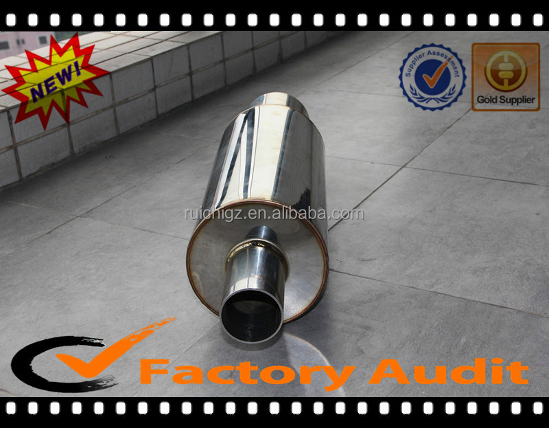 4 inch Direct Exhaust Pipe From China Supplier