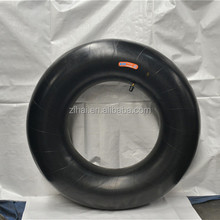 Chinese factory Natural butyl rubber material 14.9-24 tyre tire tube for Algeria