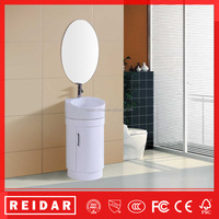 pvc bathroom cabinet small size cheap vanity bathroom sinks for sale